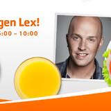 Luister elke werkdag naar Goeiemorgen Lex, dé leukste ochtendshow van Nederland!