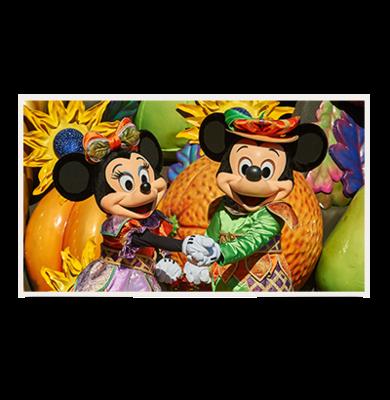 Ga naar Disneyland Paris!